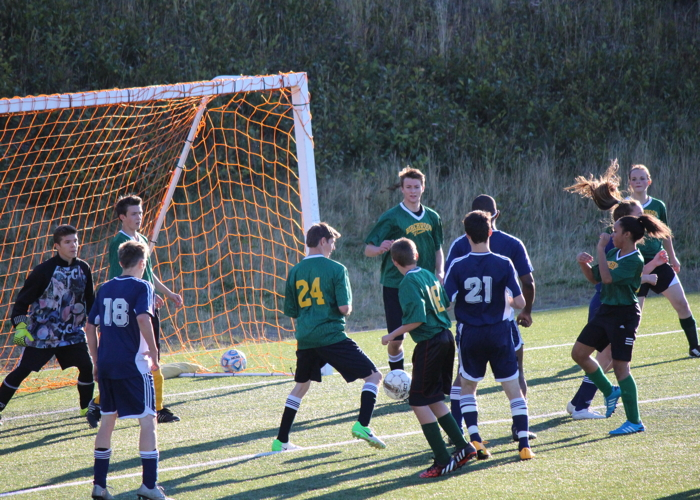 Lumen Christi Soccer