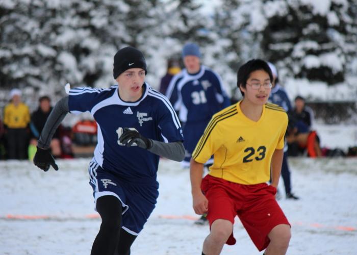 Region II Soccer